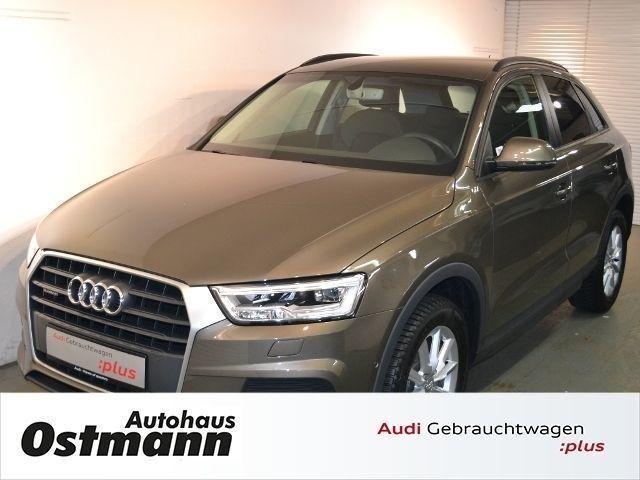 gebraucht Audi Q3 2.0 TDI basis quattro