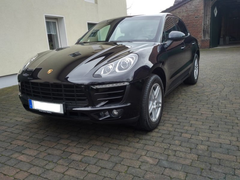 verkauft porsche macan s luft pano bos gebraucht 2014 km in nordend. Black Bedroom Furniture Sets. Home Design Ideas