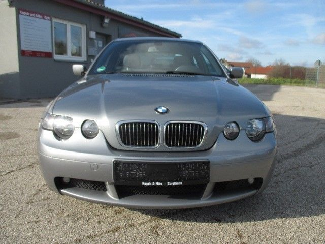 verkauft bmw 320 td compact m paket 2 gebraucht 2005 km in burgthann oberfer. Black Bedroom Furniture Sets. Home Design Ideas