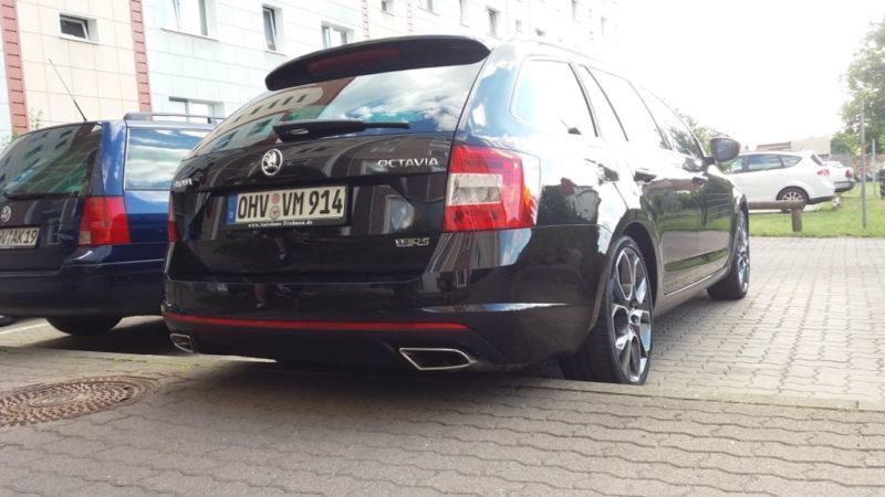 verkauft skoda octavia combi 2 0 tsi gebraucht 2014 km in oranienburg. Black Bedroom Furniture Sets. Home Design Ideas
