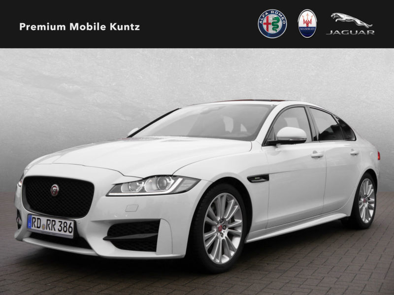 verkauft jaguar xf 20d r sport keyles gebraucht 2016. Black Bedroom Furniture Sets. Home Design Ideas