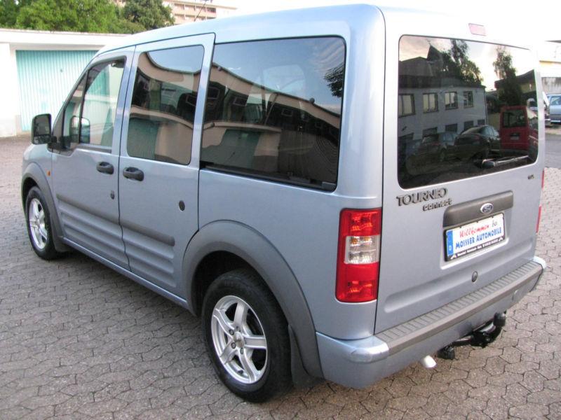 verkauft ford tourneo connect kombi ku gebraucht 2008 km in alteglofsheim. Black Bedroom Furniture Sets. Home Design Ideas