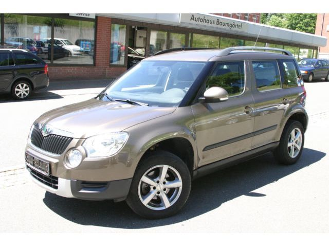 verkauft skoda yeti ambition plus edit gebraucht 2011 km in herschbach. Black Bedroom Furniture Sets. Home Design Ideas