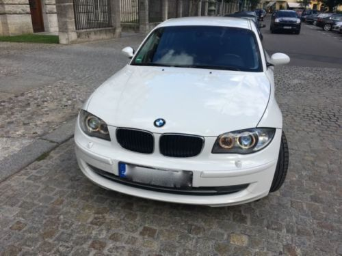 verkauft bmw 116 1er gebraucht 2008 km in charlottenburg. Black Bedroom Furniture Sets. Home Design Ideas