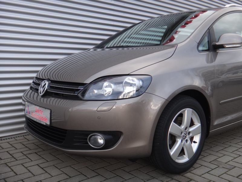verkauft vw golf plus 1 2 tsi comfortl gebraucht 2011 km in aken. Black Bedroom Furniture Sets. Home Design Ideas