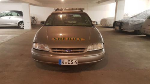 Verkauft Chevrolet Lumina Police Sheri Gebraucht 1998 173000 Km