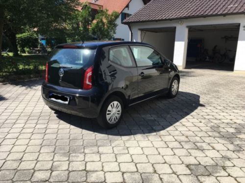 verkauft vw up up move gebraucht 2011 km in. Black Bedroom Furniture Sets. Home Design Ideas