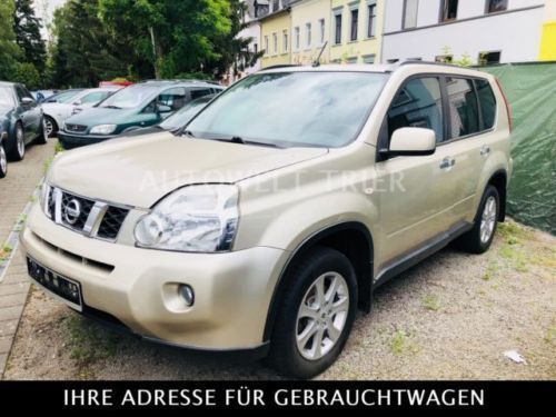 verkauft nissan x trail 2 0 4x4 xe exp gebraucht 2010 km in trier. Black Bedroom Furniture Sets. Home Design Ideas
