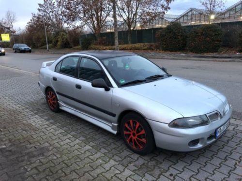 ▷ mitsubishi carisma 1.8 benzin 122 ps (2002) | mannheim | autouncle