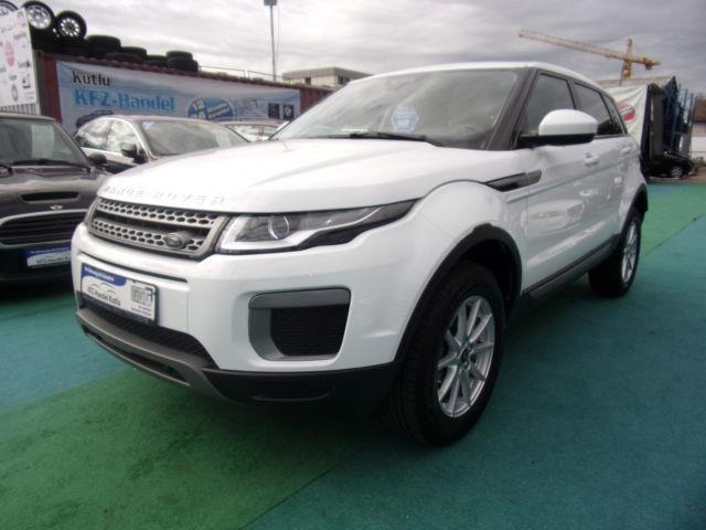 verkauft land rover range rover evoque gebraucht 2016 km in rastatt. Black Bedroom Furniture Sets. Home Design Ideas
