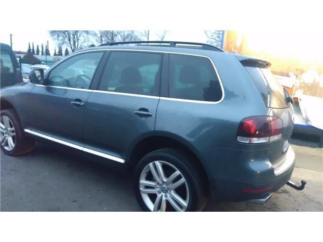 verkauft vw touareg 3 0 v6 tdi dpf aut gebraucht 2007 km in delmenhorst. Black Bedroom Furniture Sets. Home Design Ideas