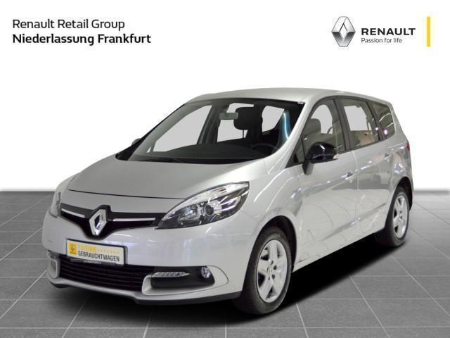 gebraucht Renault Grand Scénic LIMITED 1,5dCi Klimaanlage, ZV, Rad