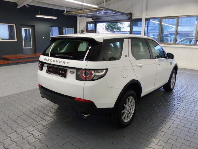 gebraucht 2 0 td4 hse land rover discovery sport 2016 km 10 in engelskirchen. Black Bedroom Furniture Sets. Home Design Ideas