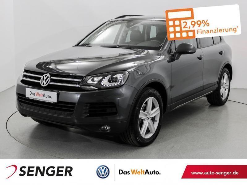 gebraucht VW Touareg 3.0 V6 TDI Navi Xenon Tempomat
