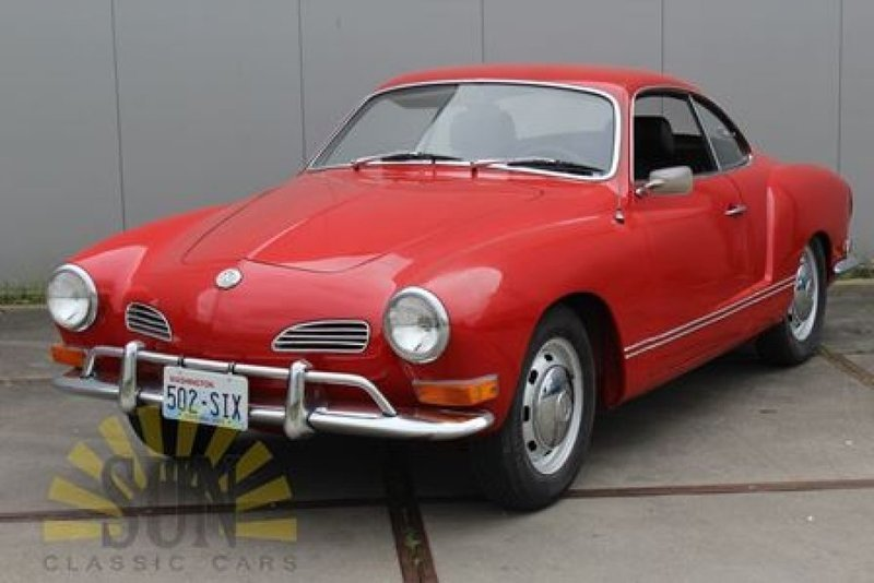 gebraucht vw karmann ghia 1970 km in autouncle. Black Bedroom Furniture Sets. Home Design Ideas