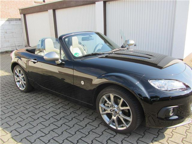 gebraucht 1 8 sendo mazda mx5 2014 km in triftern. Black Bedroom Furniture Sets. Home Design Ideas
