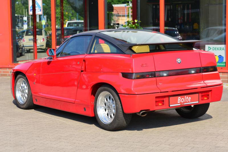 Sz Rz Gebrauchte Alfa Romeo Sz Rz Kaufen 4 G 252 Nstige