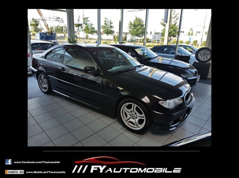 verkauft bmw 318 ci m paket xenon fina gebraucht 2004 km in f rth. Black Bedroom Furniture Sets. Home Design Ideas