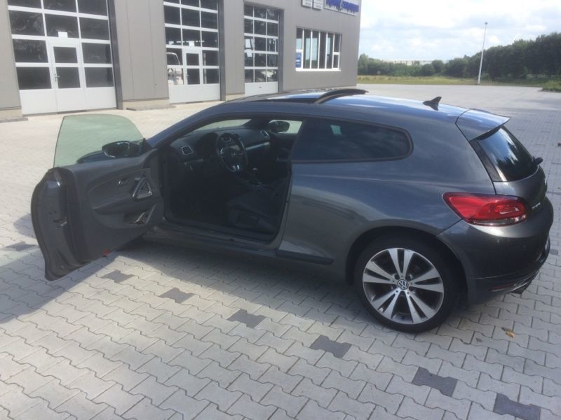 verkauft vw scirocco 2 0 tdi r line na gebraucht 2010 km in pulheim. Black Bedroom Furniture Sets. Home Design Ideas