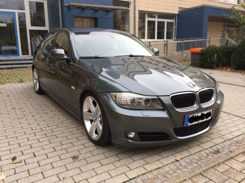 verkauft bmw 320 baureihe 3 lim d fin gebraucht 2008 km in laupheim. Black Bedroom Furniture Sets. Home Design Ideas