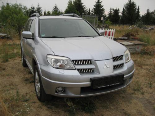 verkauft mitsubishi outlander 2.4 4wd ., gebraucht 2006, 112.840 km