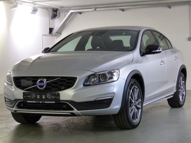 Verkauft Volvo S60 Cc Cross Country D4 Gebraucht 2017 13 000 Km