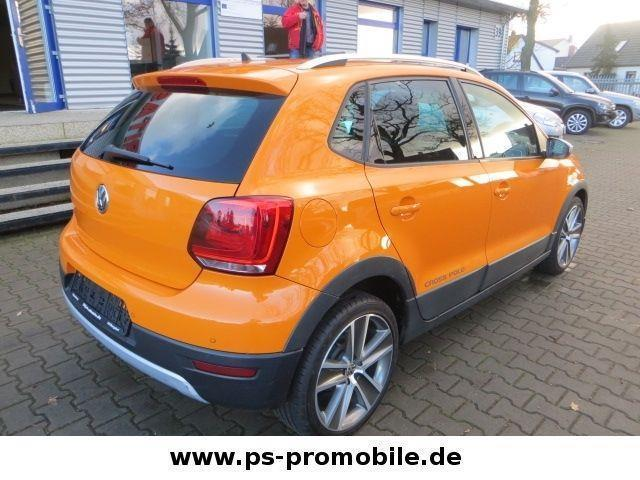verkauft vw polo cross 1 4 polo 1 han gebraucht 2012 km in wittenberge. Black Bedroom Furniture Sets. Home Design Ideas