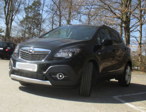 verkauft opel mokka 1 6 cdti automatik gebraucht 2016 km in m lln. Black Bedroom Furniture Sets. Home Design Ideas