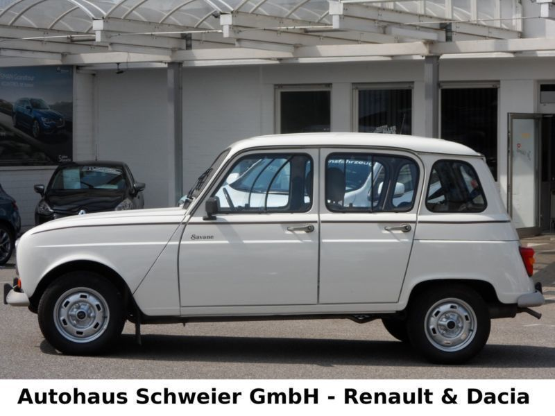 verkauft renault r4 gebraucht 1987 km in witzenhausen. Black Bedroom Furniture Sets. Home Design Ideas