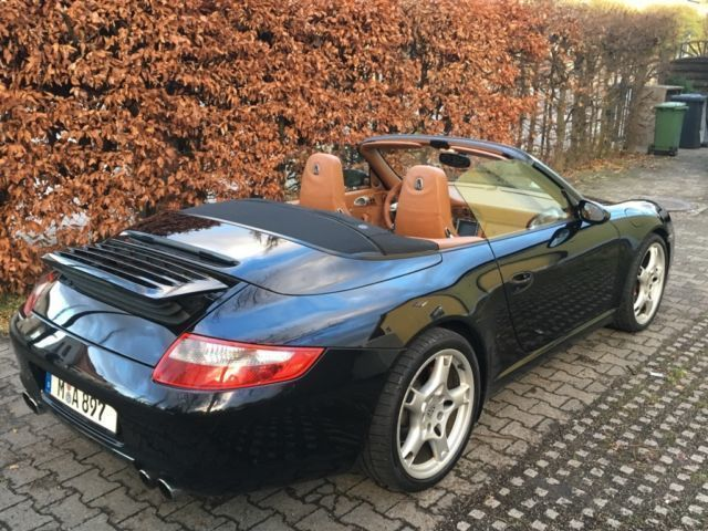 verkauft porsche 997 gebraucht 2005 km in feldkirchen. Black Bedroom Furniture Sets. Home Design Ideas