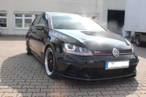 verkauft vw golf gti clubsport dsg gebraucht 2016 km in neuk lln. Black Bedroom Furniture Sets. Home Design Ideas