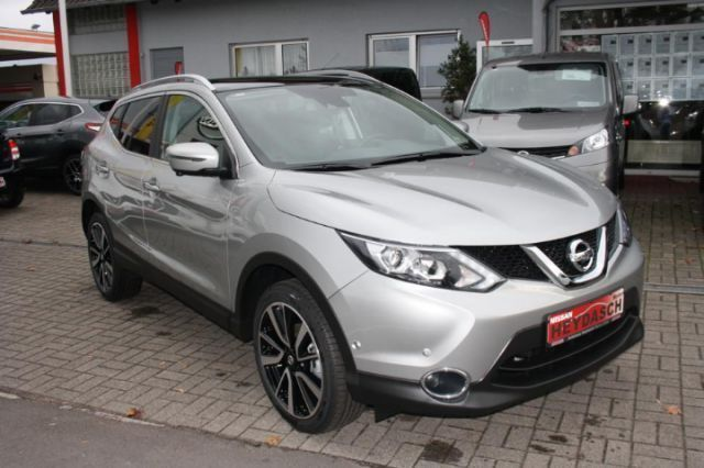 verkauft nissan qashqai tekna 1 6 dci gebraucht 2016 km in worms. Black Bedroom Furniture Sets. Home Design Ideas