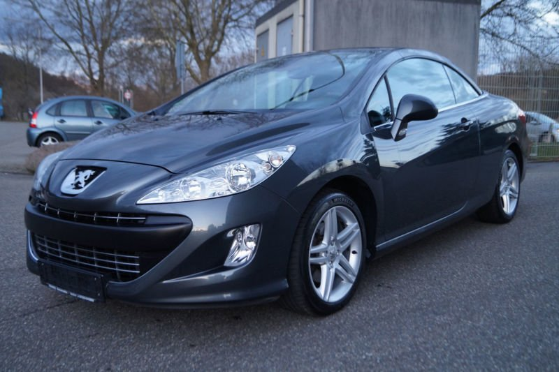 gebraucht premium peugeot 308 cc 2011 km in niefern bei pf. Black Bedroom Furniture Sets. Home Design Ideas