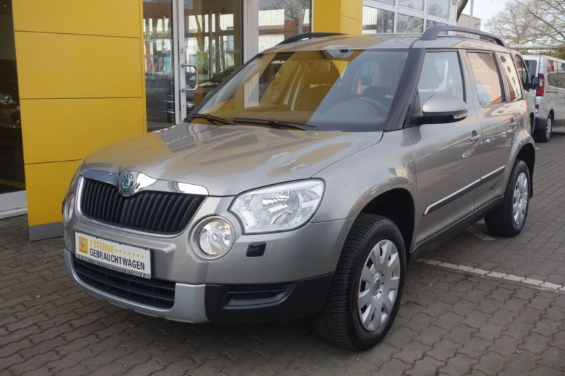 verkauft skoda yeti 2 0 tdi klimaanlag gebraucht 2010. Black Bedroom Furniture Sets. Home Design Ideas