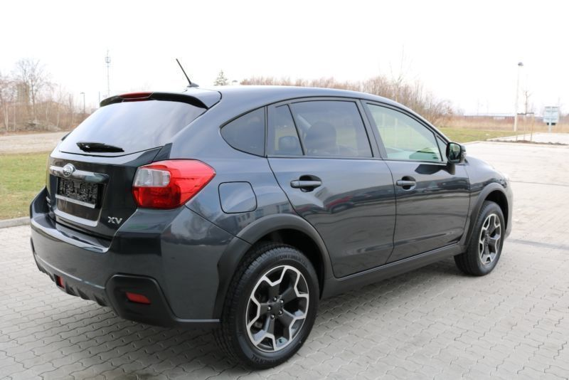 verkauft subaru xv awd lineartronic gebraucht 2014 km in weitnau. Black Bedroom Furniture Sets. Home Design Ideas
