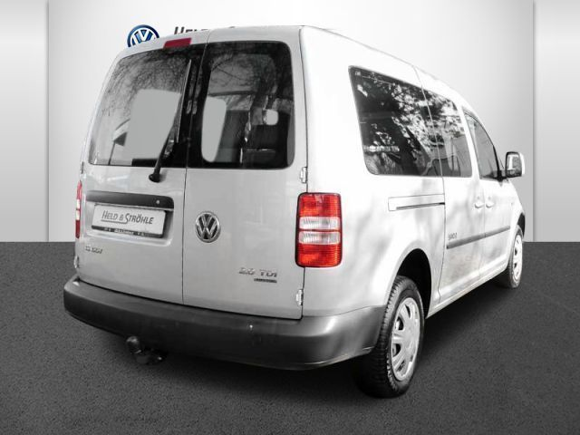 verkauft vw caddy maxi 2 0 tdi jako o gebraucht 2013 km in ulm. Black Bedroom Furniture Sets. Home Design Ideas