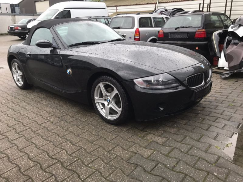 verkauft bmw z4 roadster gebraucht 2005 km in m nster centrum. Black Bedroom Furniture Sets. Home Design Ideas