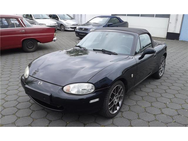 Verkauft Mazda Mx5 16i 16v Tüv Neu Kl Gebraucht 1999 119630 Km