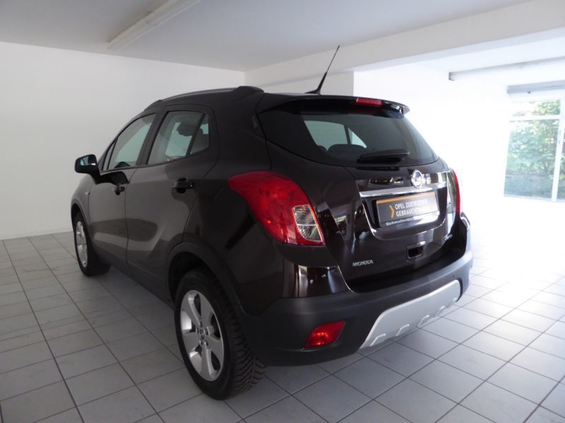 verkauft opel mokka edition ecoflex 4x4 gebraucht 2015 km in schmallenberg. Black Bedroom Furniture Sets. Home Design Ideas