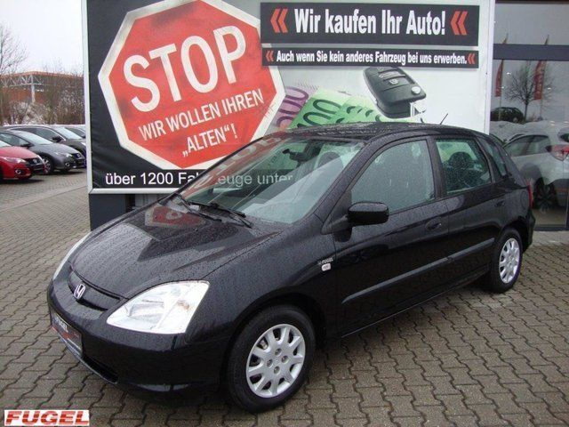 verkauft honda civic 1 4 ls klimaanlage gebraucht 2003 km in freiberg. Black Bedroom Furniture Sets. Home Design Ideas