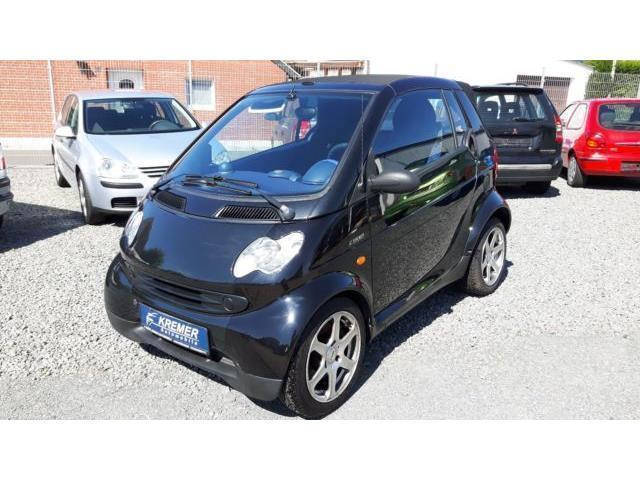 gebraucht smart fortwo cabrio 2000 km in k ln autouncle. Black Bedroom Furniture Sets. Home Design Ideas