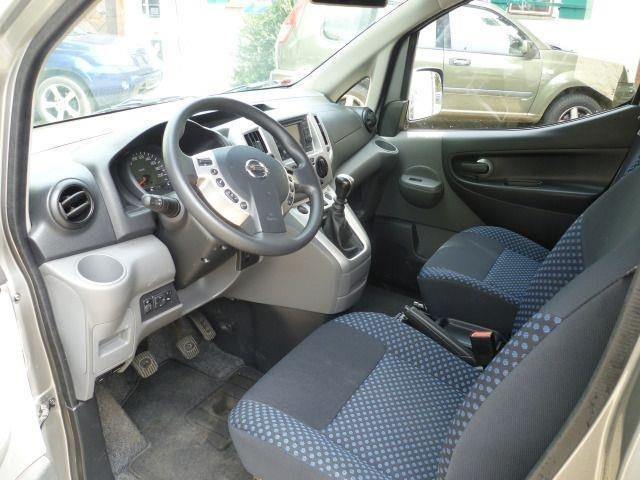 verkauft nissan evalia nv2001 5 7 si gebraucht 2013 km in perl. Black Bedroom Furniture Sets. Home Design Ideas