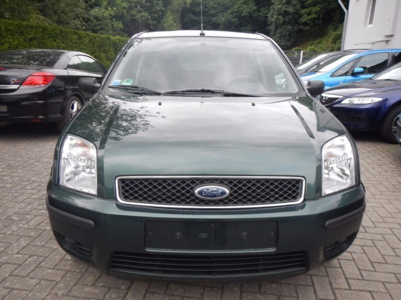 verkauft ford fusion 1 4 tdci gebraucht 2005 km in trimbs. Black Bedroom Furniture Sets. Home Design Ideas