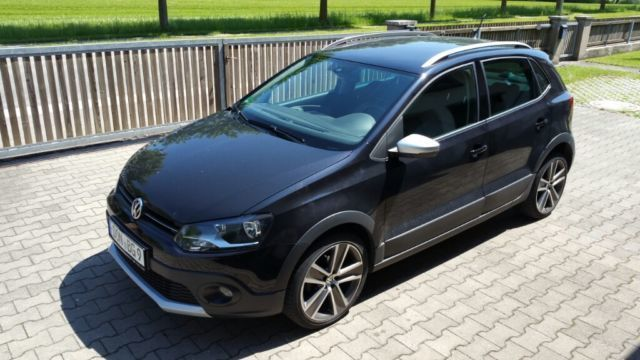 verkauft vw polo cross mit automatik gebraucht 2010 31. Black Bedroom Furniture Sets. Home Design Ideas