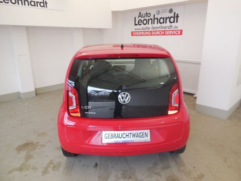 verkauft vw up up move gebraucht 2012 km in aue. Black Bedroom Furniture Sets. Home Design Ideas