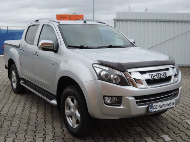 verkauft isuzu d max 4x4 double cab au gebraucht 2012. Black Bedroom Furniture Sets. Home Design Ideas
