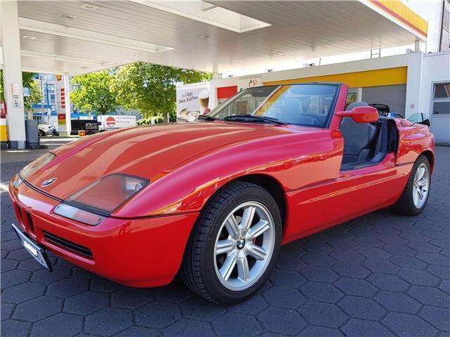 verkauft bmw z1 gebraucht 1989 km in hamburg. Black Bedroom Furniture Sets. Home Design Ideas