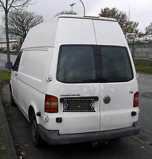 verkauft vw transporter t5hochdach 2 5 gebraucht 2006 km in henstedt ulzburg. Black Bedroom Furniture Sets. Home Design Ideas