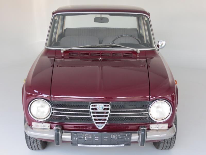giulia 1300 gebrauchte alfa romeo giulia 1300 kaufen 14 g nstige autos zum verkauf. Black Bedroom Furniture Sets. Home Design Ideas