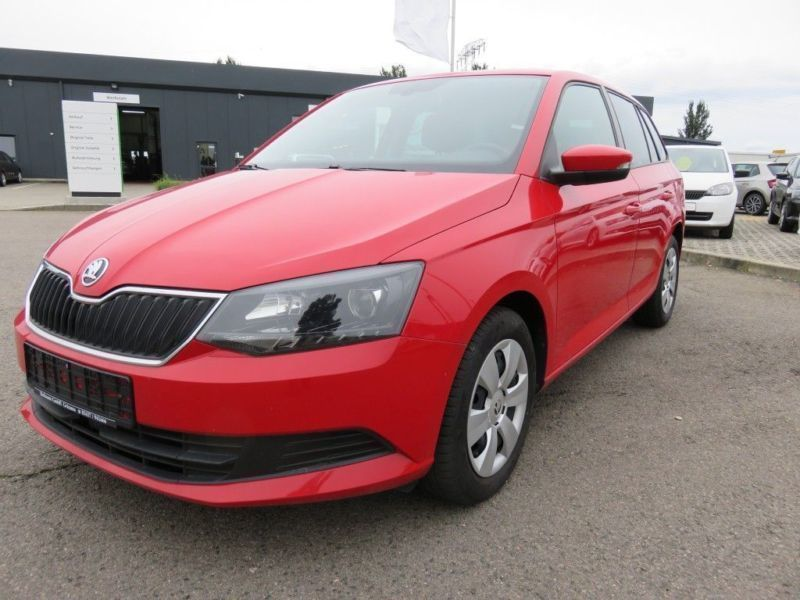 verkauft skoda fabia combi 1 4 tdi kom gebraucht 2015 km in bitburg. Black Bedroom Furniture Sets. Home Design Ideas